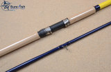 Pesca Rod di filatura del grande carbonio resistente all'ingrosso di Im10 Toray