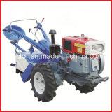 Tractor de mão 12HP-22HP, Power Tiller, Trator de duas rodas e Tractor ambulante