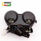 Instrument de la moto Ww-7273, indicateur de vitesse de moto de Bajaj,