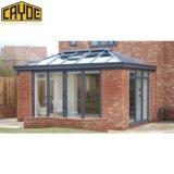 4 Groene Huis van Sunroom van het Glas van het seizoen het UVBescherming Gelamineerde