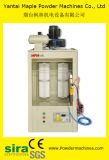 Cabina di spruzzo del rivestimento della polvere per i laboratori