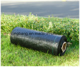 Barreira plástica preta geral poli agricultural do controle de Weed