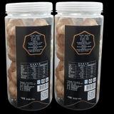 Sabor puro 100% preto de fermentação alho para a saúde, 90 dias 250g