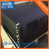 紫外線オフセット印刷のための黒い無光沢の終わりPVCシート