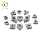 Вставки Tnmg160408 вырезывания CNC цементированного карбида поворачивая для стали и чугуна