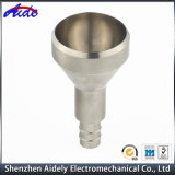 Части точности CNC металла подвергая механической обработке алюминиевые
