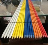 Polo de fibra de vidrio de alta resistencia/tubo, tubo de plástico reforzado con fibra-Tubo sólido