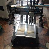 一流版のための平面シルクスクリーンプリンター機械