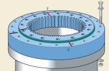 Подшипники кольца Slewing ролика (HJW. 45.1540)