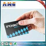 メンバー管理のためのRFIDチップが付いているカスタマイズされた印刷の会員証