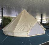 [4م-6م] [فيربرووف] مسيكة فندق خيمة يخيّم نوع خيش [بلّ تنت] مع ظلة [ترب]