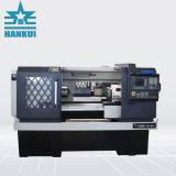 Máquina barata do torno do CNC da base lisa da promoção Cknc6140 com certificação do Ce