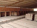 Pequeño secador para la cadena de producción del ladrillo de la arcilla