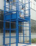 Lager verwendeter hydraulischer vertikaler Aufzug der Ladung-1000kg (SJD)