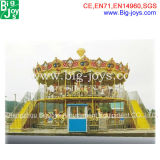 Double couche (merry go round CHEVAL CARROUSEL-009)