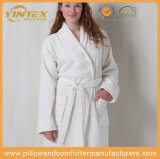 Men&の女性のための100%年の綿のテリーのホテルまたはホーム浴衣