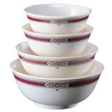 """Tazón de fuente 100% de sopa """"invisible """" de la serie del servicio de mesa de la melamina/servicio de mesa de alto grado (WT5015)"""