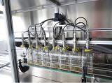 자동적인 식물성 기름 충전물 기계 8 헤드 또는 병에 넣어진 기름 충전물 기계