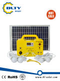 Système de d'éclairage solaire avec le panneau solaire 20W