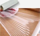 Прозрачный PE высшего качества пищевой полиэтиленовой упаковки пленки PE