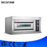 Oven van de Bakkerij van de Oven van het Gas van het Dienblad van het Dek van Commerical de Enige Enige