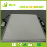 Luz de painel ultra magro lisa do diodo emissor de luz do quadrado 2X2 da luz de painel do teto do diodo emissor de luz 600X600