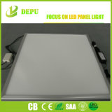 Flache ultra dünne des LED-600X600 Instrumententafel-Leuchte Deckenverkleidung-Licht-Quadrat-2X2 LED