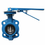 API/ANSI/DIN/JIS Hochleistungs--Oblate-Drosselventil für Wasser