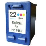 Cartucho de tinta 22(Para HP C9351A)
