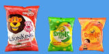 Zoll gedruckter Fastfood- Katze-Nahrungsmittelreißverschluss-Plastikbeutel-Beutel für Hundenahrung