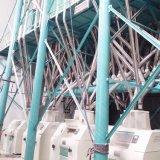 Pequena escala e moinho de farinha médio do trigo da capacidade
