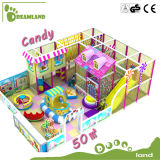 2017 Wholesale Practical Candy Themed Indoor Playground Equipment