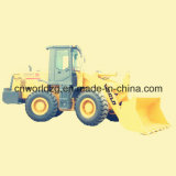W136 3ton Loader Road Construction Loading Machine