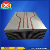Dissipatore di calore del condotto termico con la soluzione termica efficiente di dispersione