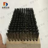 Rouleau de fil en acier inoxydable anilox Brosse de nettoyage
