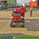 4lz-0.8販売のための容易な操作の農業機械の小型米の収穫機