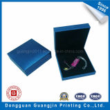 Caixa de presente especial de papel brilhante para embalagem de joalharia