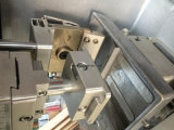 De mini Tafelblad Verzegelde Machine van de Druk van het Stootkussen van de Kop