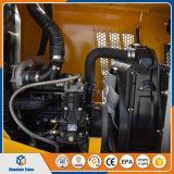 Chargeur chinois de roue de machine de construction mini chargeur de 2 tonnes à vendre