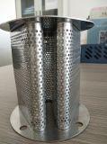 Tampa da válvula, o alojamento da válvula e o corpo da válvula, o corpo do filtro