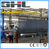 Balanceo de cristal aislador vertical Lbj2000 que presiona la cadena de producción/el producto de cristal del esmalte del doble