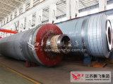 (8+3) moinho de carvão 3.5X/moinho de esfera/imprensa estufa giratória/rolo