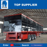 Het Voertuig van de titaan - de Aanhangwagen van de Zijgevel van 3 As voor Vrachtwagen