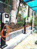 ホーム使用のためのKewang 7kwの床のタイプAC充電器