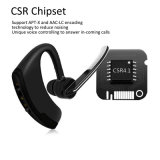 V-8 항해자 Bluetooth 이어폰 CSR 8615 칩셋 무선 전설 사업 헤드폰 Mic를 가진 베이스 스포츠 Earbuds 음성 통제 소음 제거