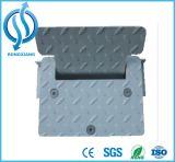 Placa de acero unidireccional de la circulación del metal