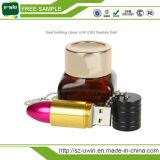 Großhandelslippenstift-Hochzeits-Geschenk USB-Platte
