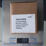 Codeur van de Schacht van Yumo E6b2-Cwz5b 100PPR 12V 24V gelijkstroom de Stijgende Roterende