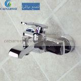 Serie del rubinetto della stanza da bagno placcata bicromato di potassio con la filigrana approvata