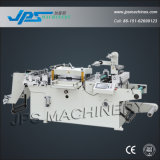 Jps-320A flaches Bett-vorgedruckte Kennsatz-stempelschneidene Maschine